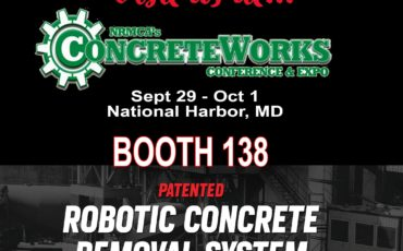 Visit Us at Concrete Works