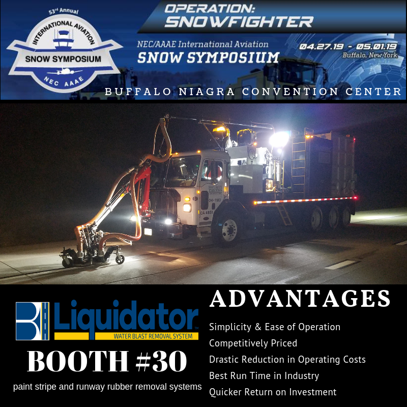 Liquidator is going to the Snow Symposium Buffalo
