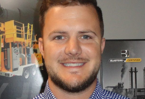 Travis Thompson has joined the Blasters' family in the role of Sales Coordinator for our Rental Division