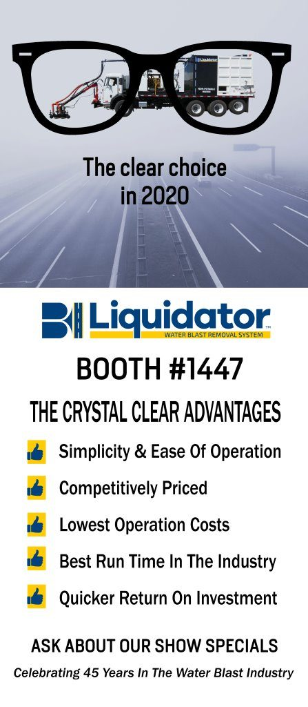 National Pavement Expo Booth 1447